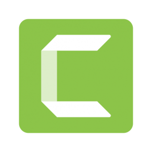 لوگوی نرم افزار کمتازیا (camtasia)